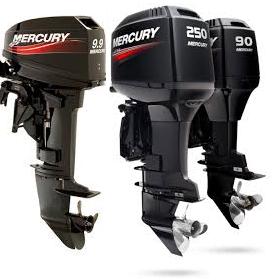 2-Takt Mercury Motorblok Onderdelen