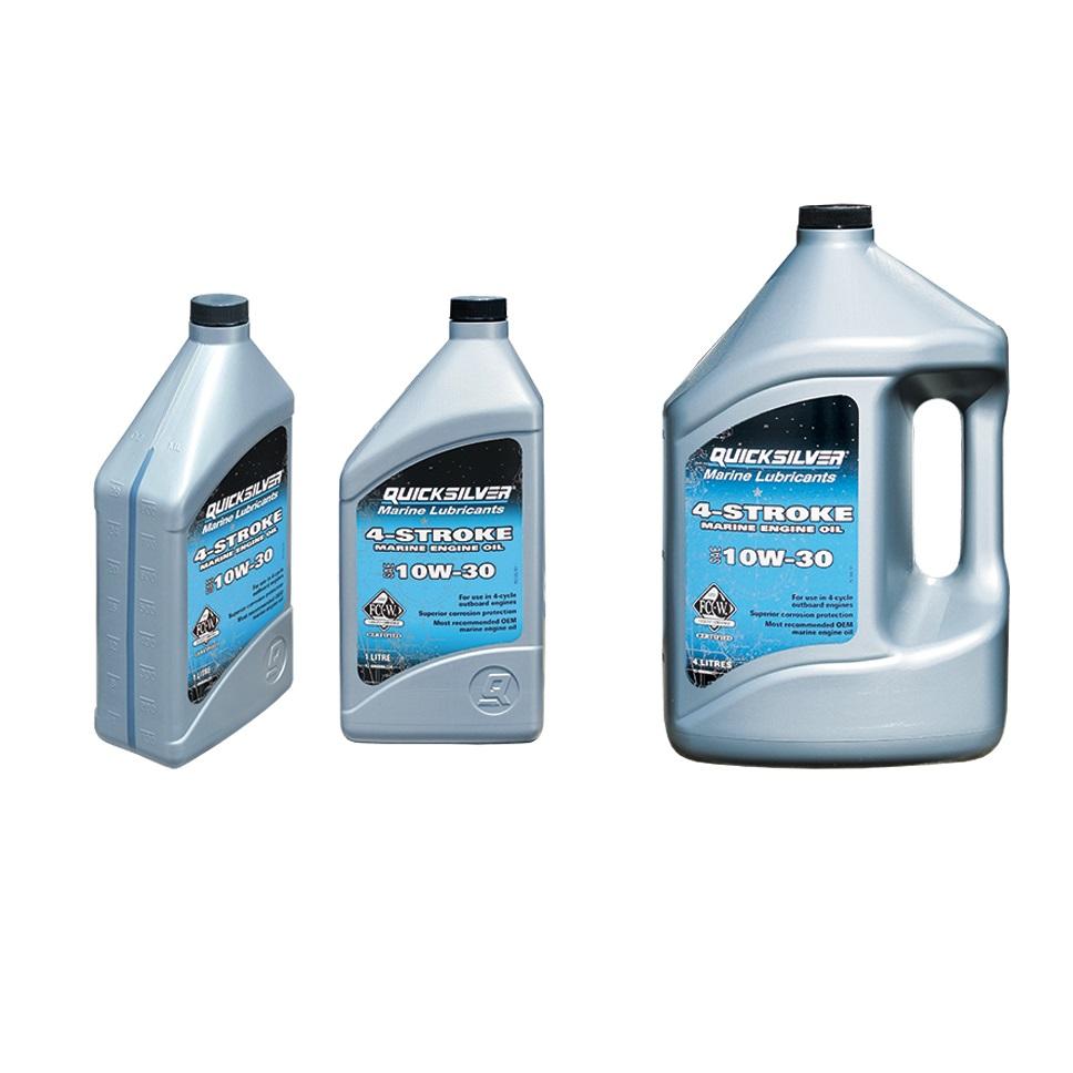 4-takt & Diesel Motorolie