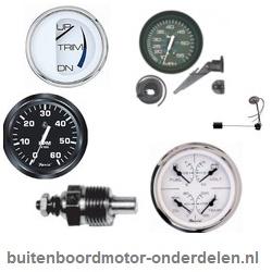 Dashboard meters & Parts