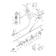 F9.9 F13.5 & F15 (4-takt) Brandstof Onderdelen