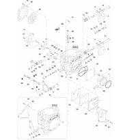 Carburateur Onderdelen (MAG) - XP 1996