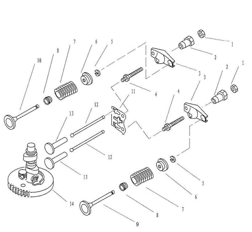 F2.6 - Nokkenas & Kleppen Onderdelen