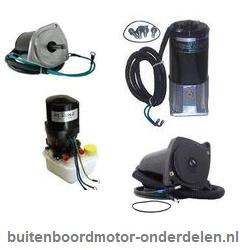 Tilt/Trim Motor OMC