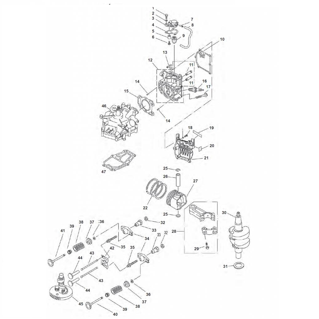 Kleppen & Cilinder - F2.5 AMHL 2013