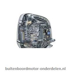 Motorblok Onderdelen Honda