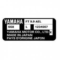 Uitgelezene Yamaha buitenboordmotor onderdelen | Buitenboordmotor-onderdelen.nl XT-25
