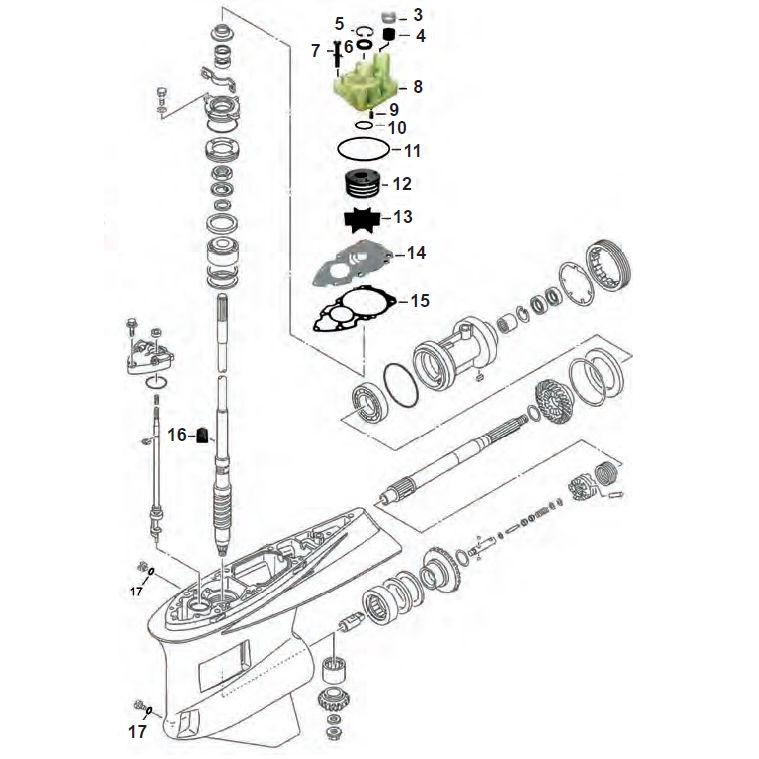 V8 F300 - F350