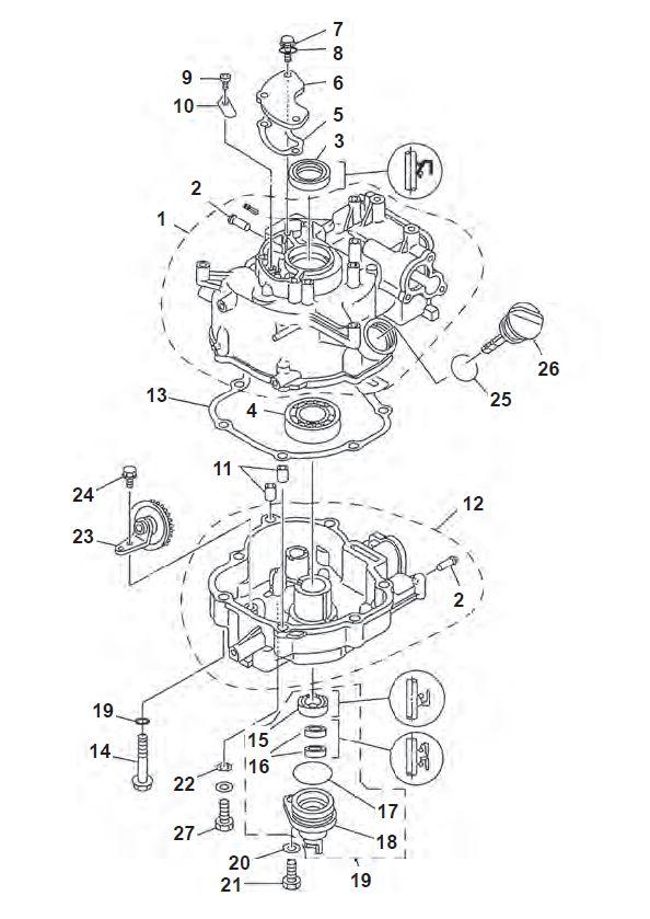 F4 F5 & F6 (4-takt) Blok (2002 t/m 2009)