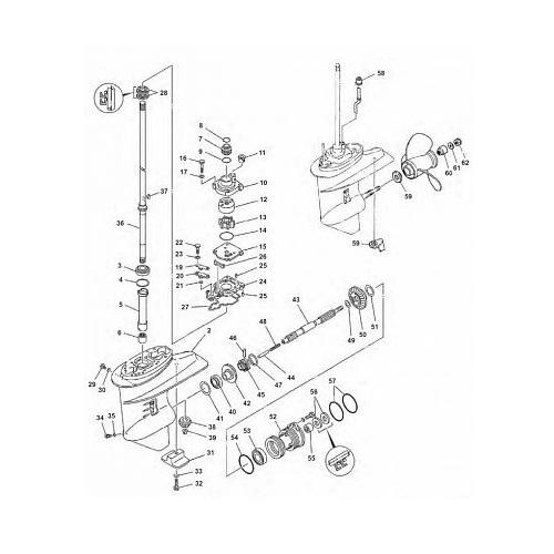 25B/BMH/BWH/E25A/VE/VM-30H/HMH/HWC-30G/GE