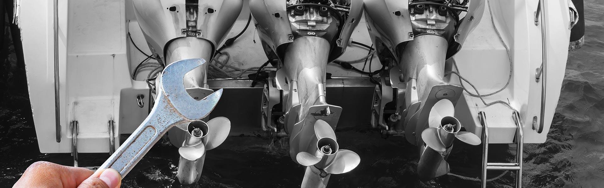 buitenboordmotor-onderdelen